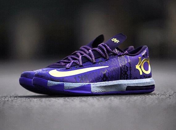 Nike LeBron 11 vs. KD 6 - BHM Edition - SneakerNews.com Black History Month Kd