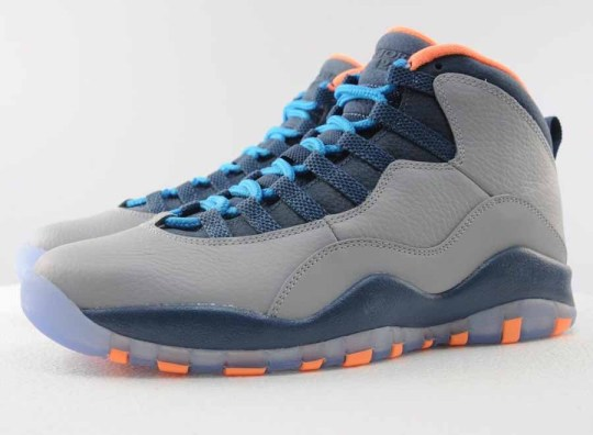 "Air Jordan 10 ""Bobcats"" – Available Early on eBay"