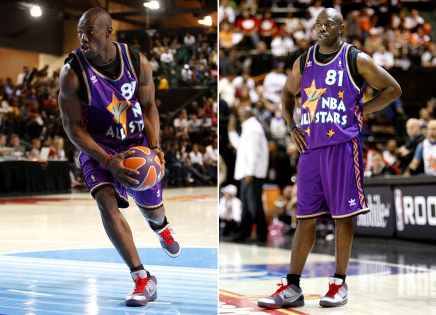 the latest 60d42 8ba1d Below, you ll see Terrell Owens wearing the Chaos 4 during the Celebrity  All-Star Game in February of 2009. Advertisement. Nike Zoom Kobe 5 Chaos