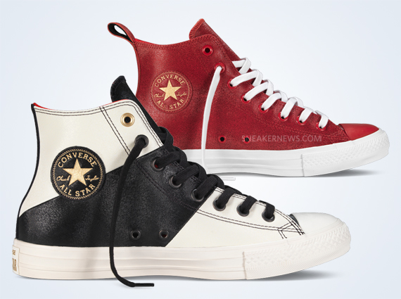 """910e573b6ac5 Converse Chuck Taylor All Star """"Year of the Horse"""" Collection – Available.  January 20"""
