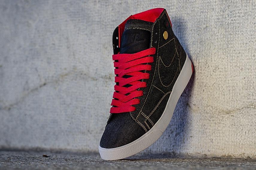 Nike Blazer En Jean