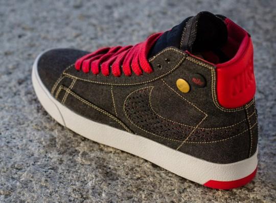 """""""Denim"""" Nike Blazer Lux"""