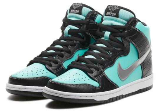 Diamond Supply Co. x  Nike SB Dunk High Premium – Nikestore Release Info