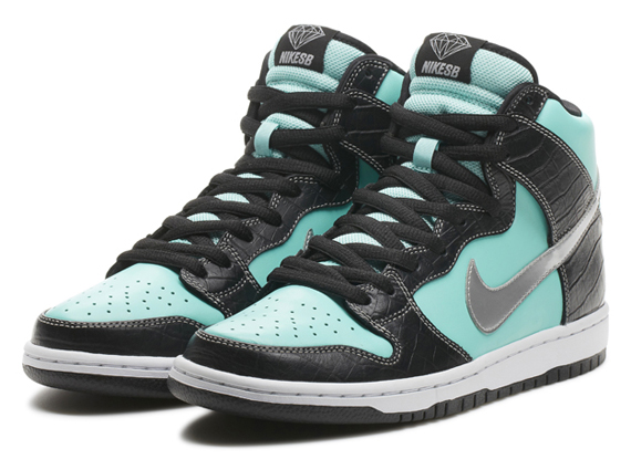Diamond Supply Co. x Nike SB Dunk High Premium – Nikestore Release Info e96dae15b950