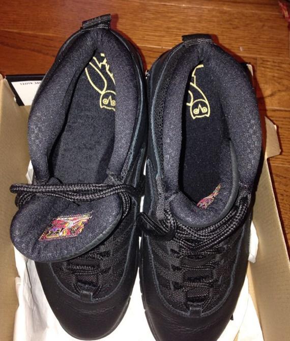 Air Jordan 10 Retro Drake Ovo Ebay Pålogging oXLe75kD9F