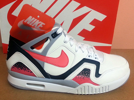 Nike Air Tech Challenge II quot Hot Lavaquot Release Reminder