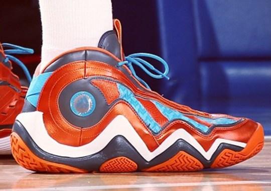 "adidas Crazy 97 – Iman Shumpert ""Knicks"" PE"
