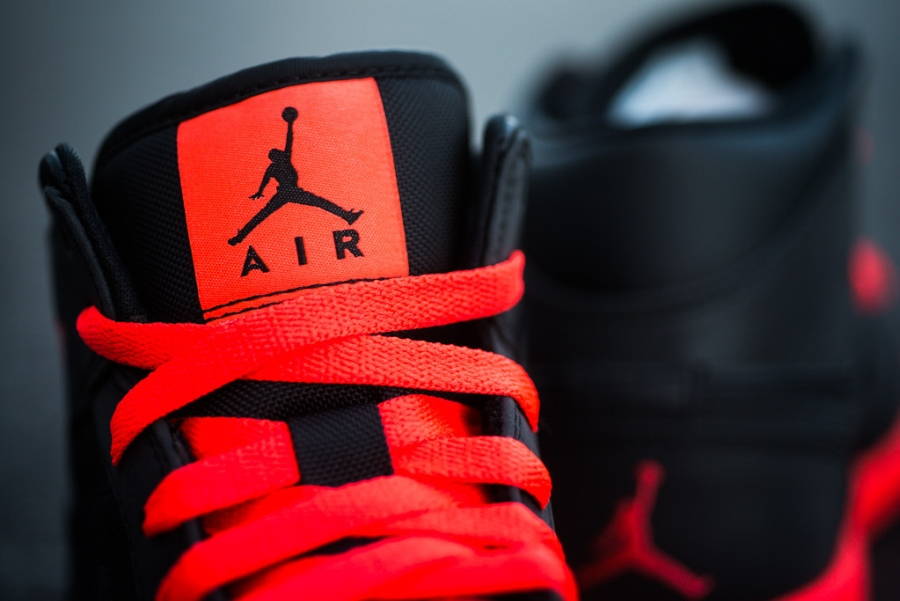 """Air Jordan 1 Mid """"Infrared 23"""