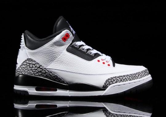 """""""Infrared 23"""" Air Jordan 3 Retro"""