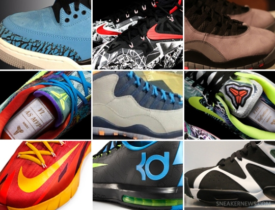 January 2014 Sneaker Releases