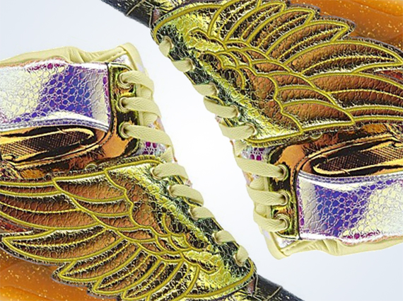 Adidas Originals Js Foil Wing