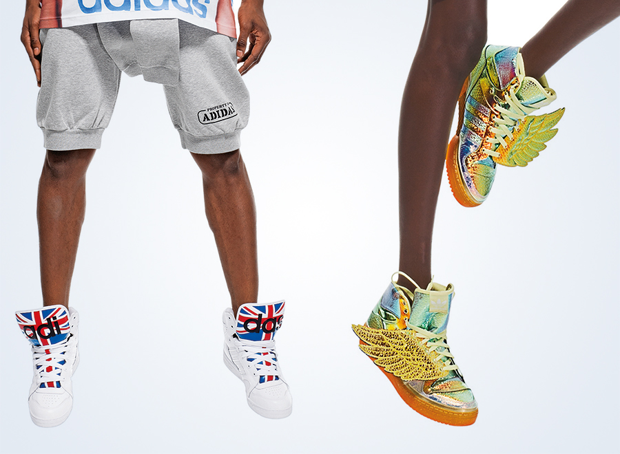 adidas jeremy scott originals