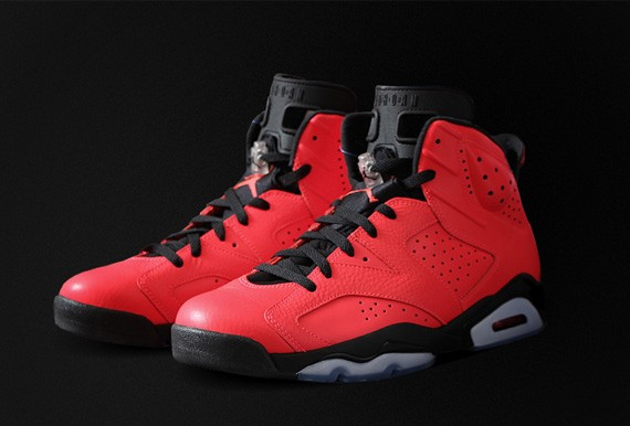 """Air Jordan 6 """"Infrared 23"""" Color  Infrared 23 Black-Infrared 23. Style  Code  384664-623. Release Date  02 15 14. Price   170 c089109a5"""