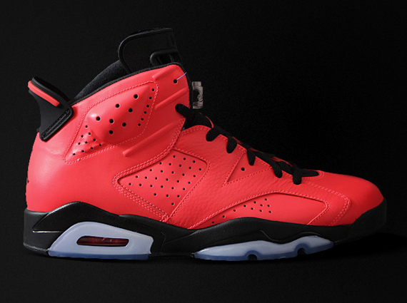 """The Air Jordan 6 """"Infrared"""" 23 release date is February 15th 97733f6cd"""