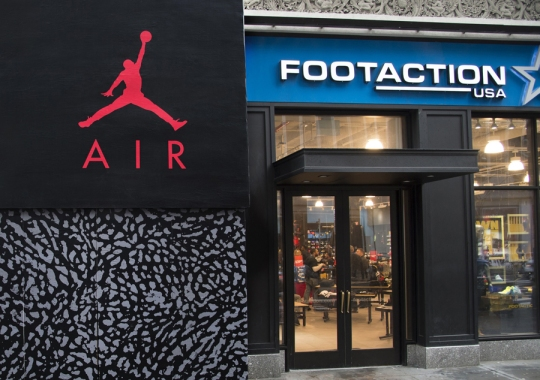 Jordan Brand to Open Flight 23, First Jordan-Only Retail Store