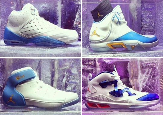 Jordan Brand Celebrates 10 Years of Melo with Special Signature Collection