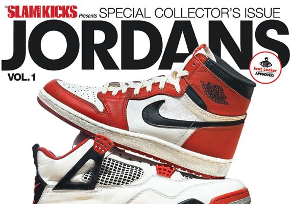beb4c7ed1dd6ed JORDANS Vol. 1 by SLAM Magazine - SneakerNews.com
