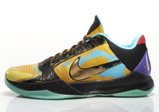 Nike Zoom Kobe 5 Prelude – Release Reminder