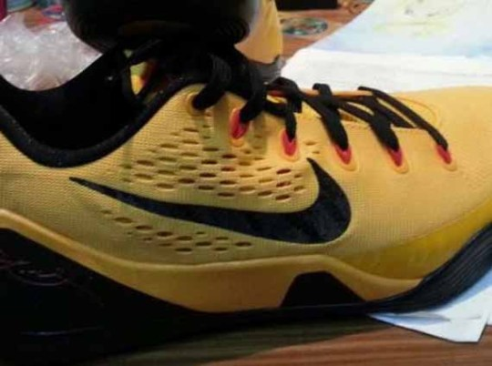First Look at the Nike Kobe 9 Low