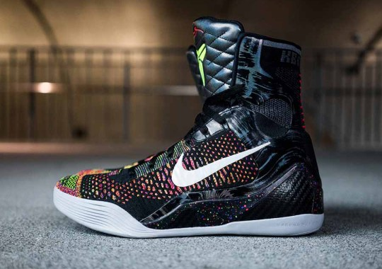Nike Kobe 9 Elite – Detailed Images