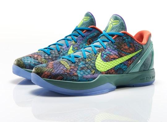 All-Star MVP and So-Cal: Nike Kobe 6 Prelude