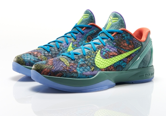 c30921c90c7 All-Star MVP and So-Cal  Nike Kobe 6 Prelude