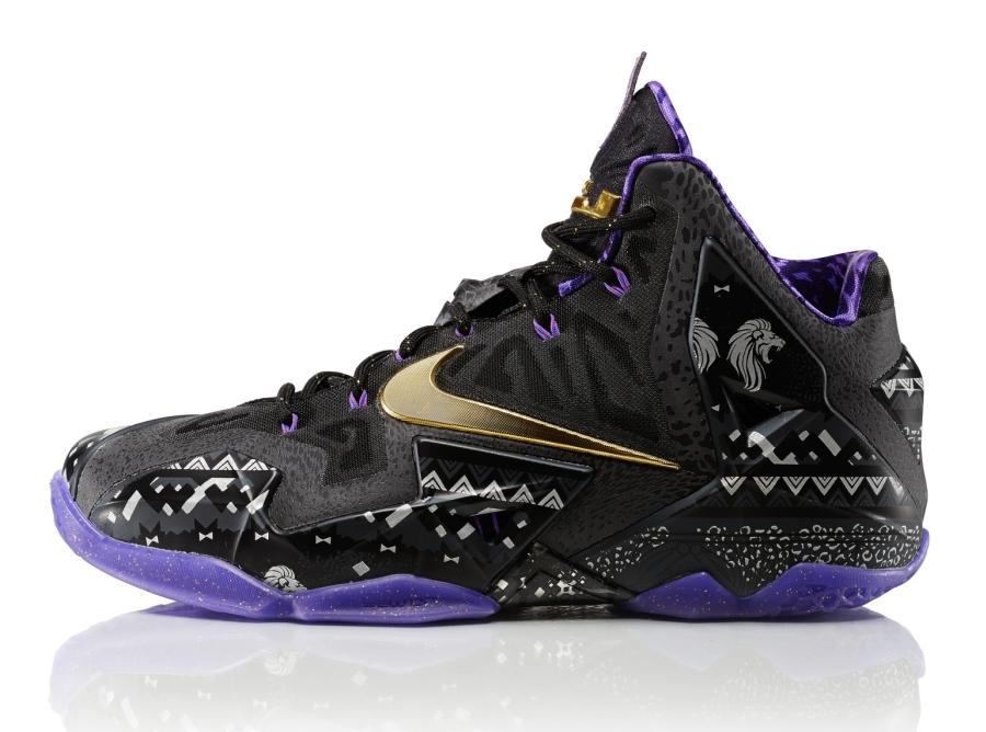 Nike LeBron 11 \u201cBHM\u201d \u2013 Release Date