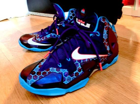 LeBron 11 Hornets | eBay