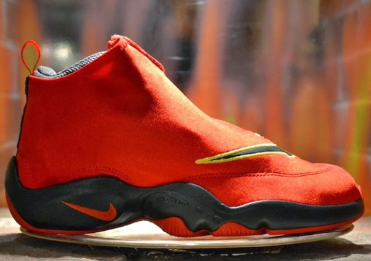 "Nike Air Zoom Flight The Glove ""Heat"" – Arriving at Retailers"