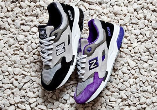 "New Balance 1600 ""Black and Purple"" Pack"