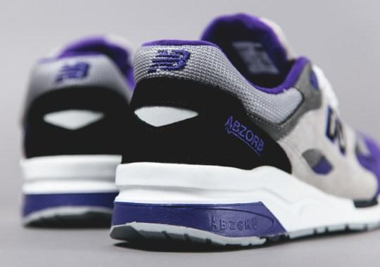 New Balance 1600 Elite Edition – Grey – Purple – Black