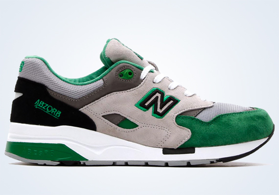 new balance 1600 green