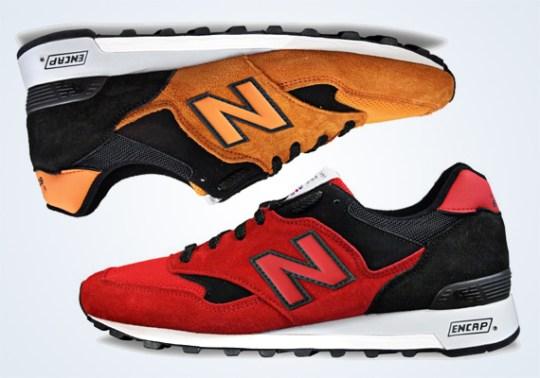 "New Balance 577 ""Red"" & Orange"" – February 2014"
