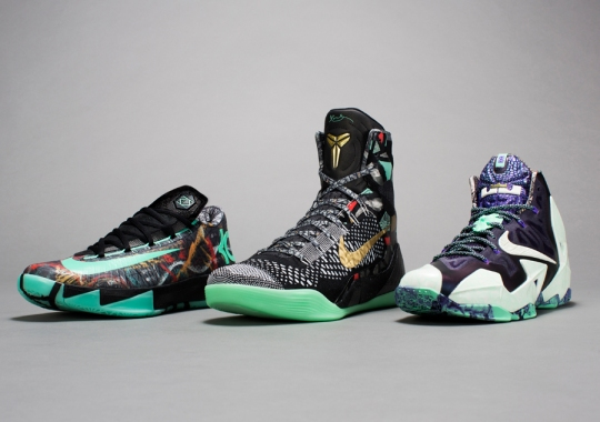 "Nike Basketball 2014 All-Star ""NOLA Gumbo League"" Collection"