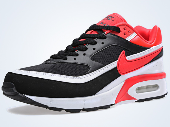 nike air max bw gen ii black&white photo
