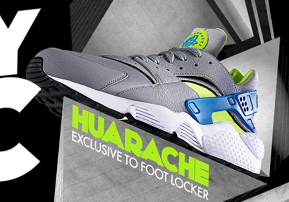 nike air huarache foot locker
