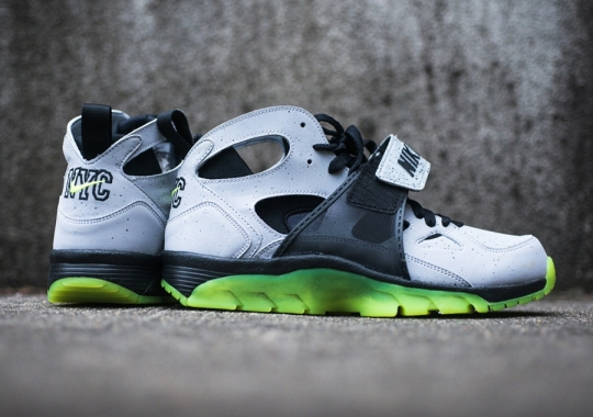 """Nike Air Huarache Trainer """"NYC Speckle"""" – Release Date"""
