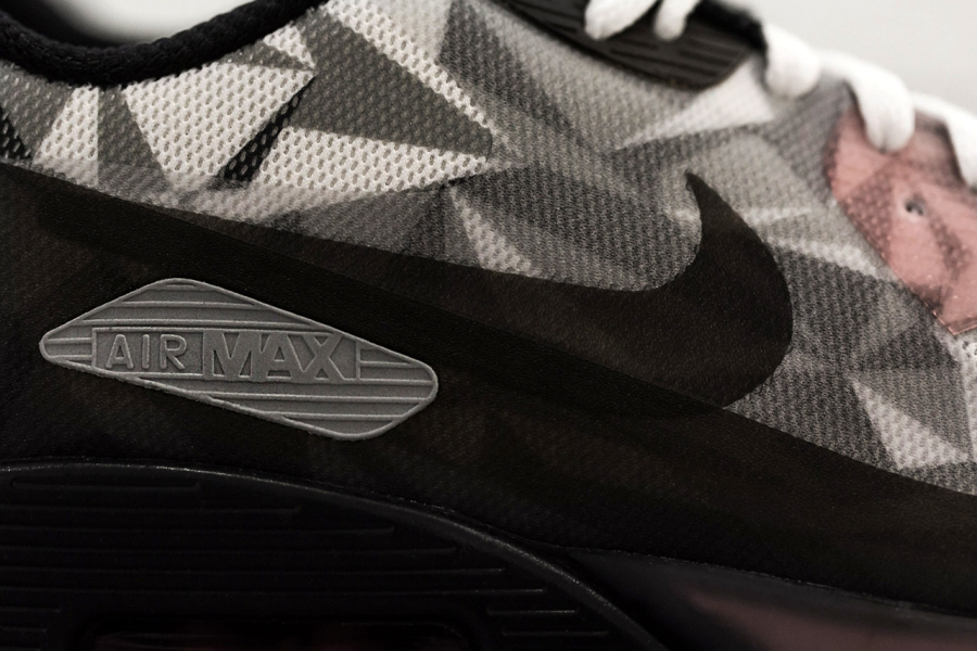 wholesale dealer 93ad0 513fd ... ireland nike air max 90 ice white cool grey black infrared sneakernews  46846 fc671
