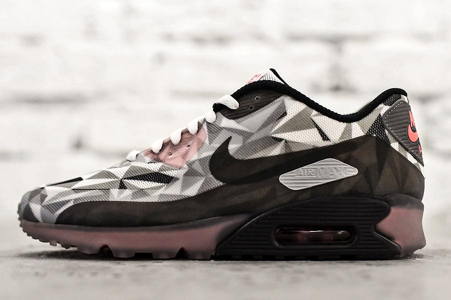 Nike Air Max 90 Grey White Black