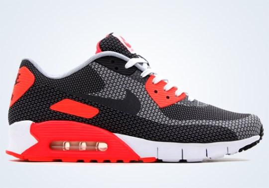 "Nike Air Max 90 Jacquard ""Infrared"""