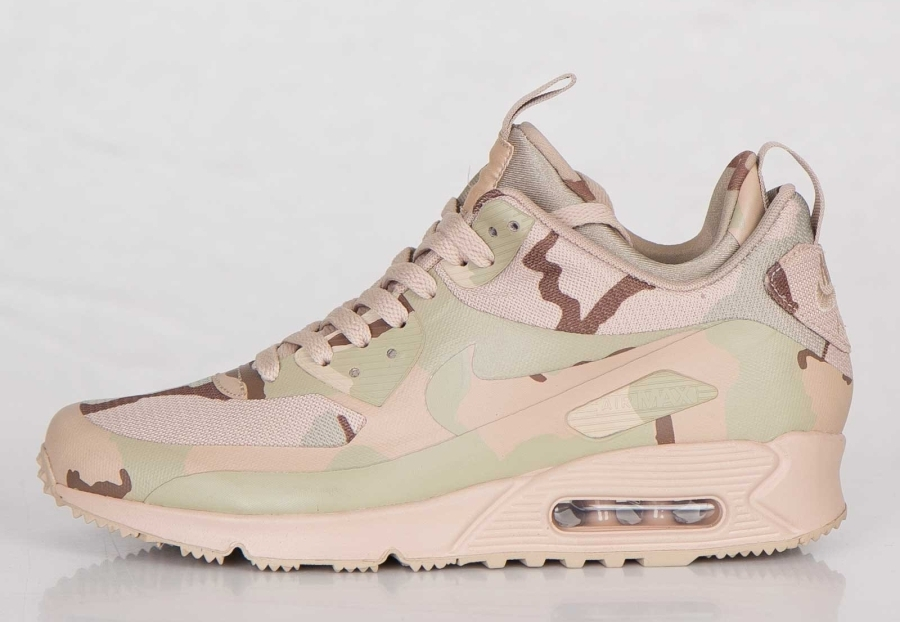 nike air max 90 sneaker boot country camo usa's skateland