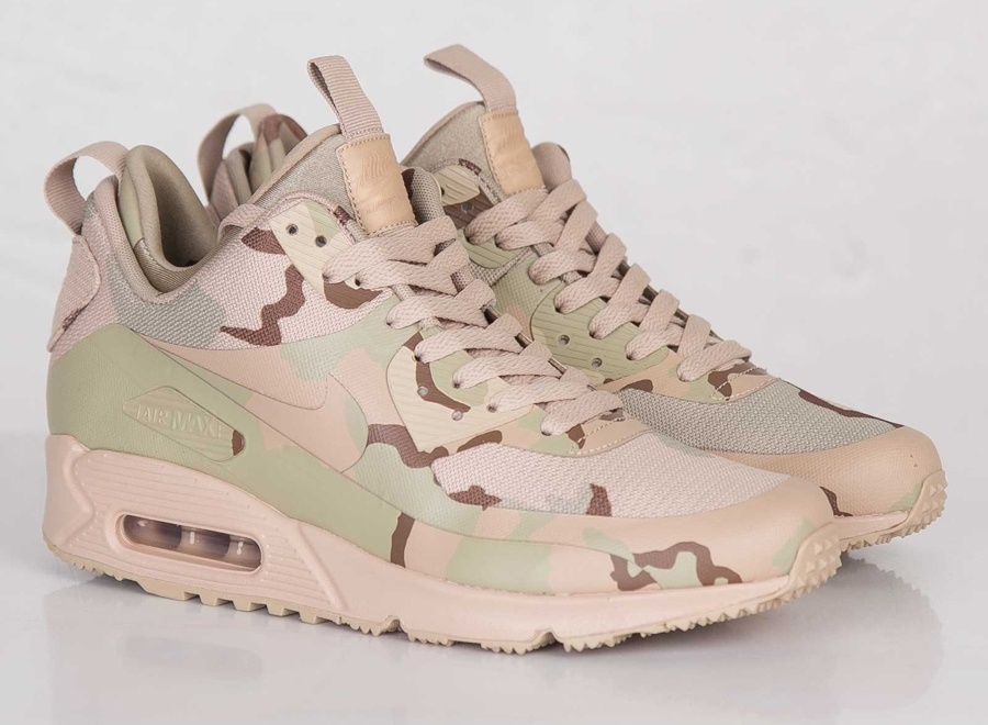 air max 90 sneakerboot camo