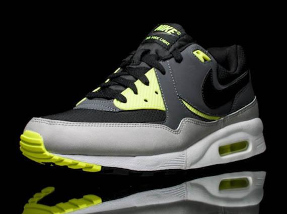 388d0b8b3d0f Nike Air Max Light Essential - Black - Dark Grey - Volt - SneakerNews.com