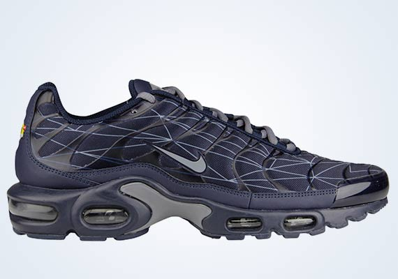 Nike Air Max TN Cool Grey Black