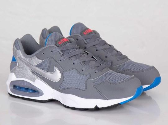 Nike Air Max Triax '94 – Cool Grey – Metallic Silver – Photo Blue – Light Crimson