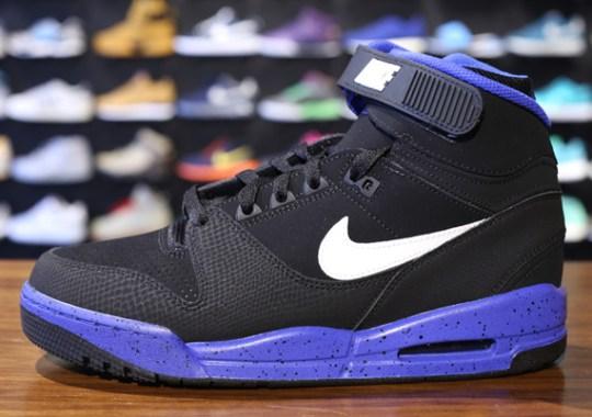 Nike Air Revolution – Black – White – Game Royal