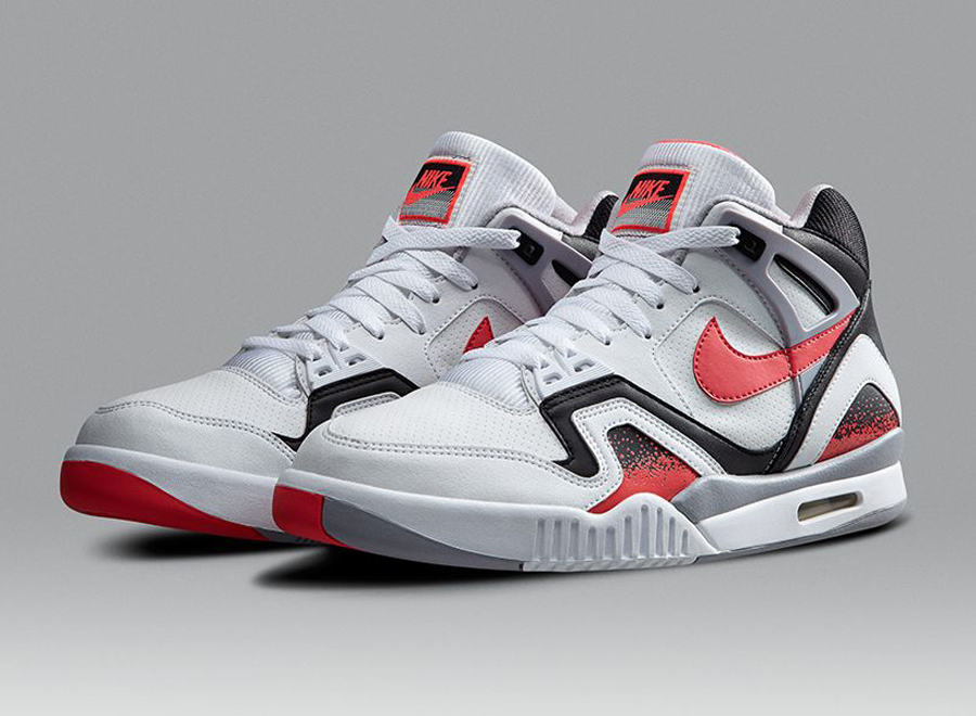 Nike air tech challenge ii hot lava release date - Nike air tech challenge ...