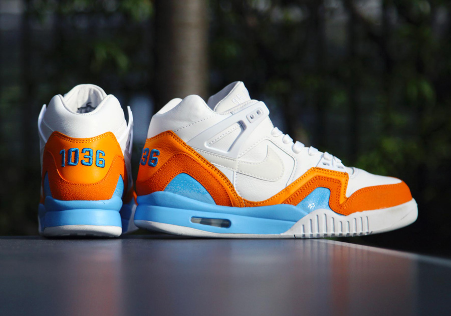 A Detailed Look at the Nike Air Tech Challenge II
