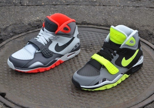 Nike Air Trainer SC II High – January 2014 Releases