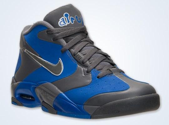Nike Air Up '14 – Dark Grey – Game Royal
